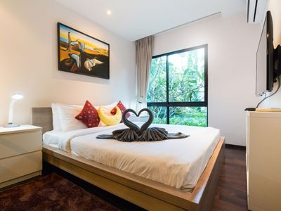 Photo for 1BR Apartment Vacation Rental in Muang, Phuket