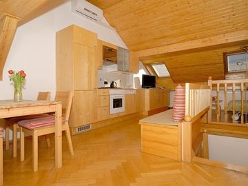 In the center of Prague with Internet, Air conditioning, Lift, Washing machine (376954)