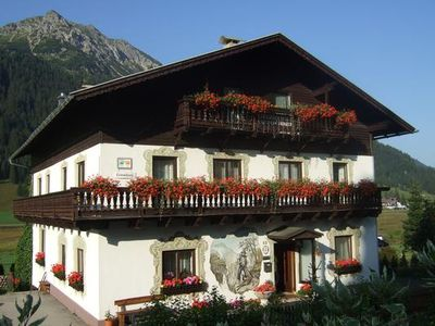 Photo for Holiday apartment Nesselwängle for 4 - 6 persons with 3 bedrooms - Holiday apartment