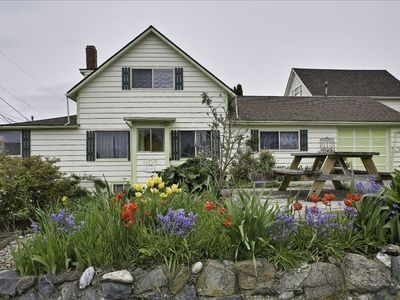 Photo for Fairhaven 3 Bedroom Guest House with Sauna & Ocean views