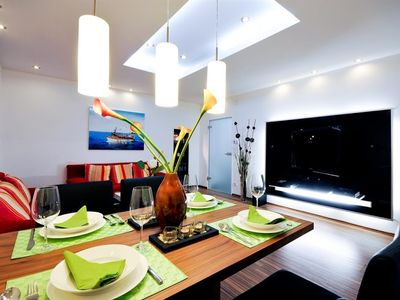 Photo for Apartment in Vienna with Internet, Air conditioning, Lift, Terrace (397732)