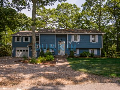 Photo for Water Front Property, Salt Pond Views, Central Air Conditioning, Hypoallergenic Dog Friendly