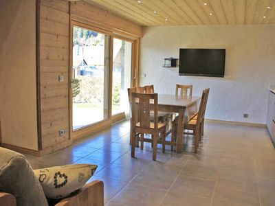 Photo for The chalet LE BIVOUAC is composed of 4 dwellings, and benefits from an ideal situation: in the heart of the