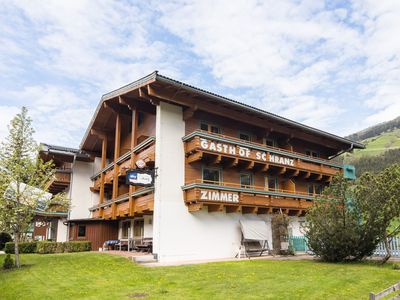 Photo for Lovely Apartment with Sauna, Ski Storage, Pool, Terrace