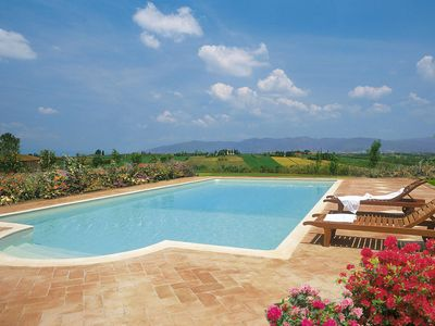 Photo for Villa Pintirucchio with private pool and SPA