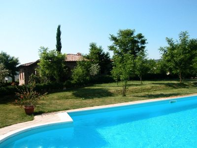 Photo for Holiday house consisting of two seperate units with private pool