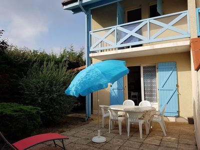 Photo for Terraced house at the port of Capbreton