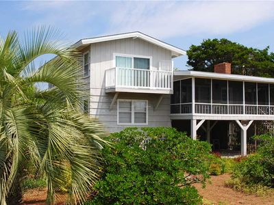 Photo for Seapines: 4 BR / 3 BA house in Pawleys Island, Sleeps 10