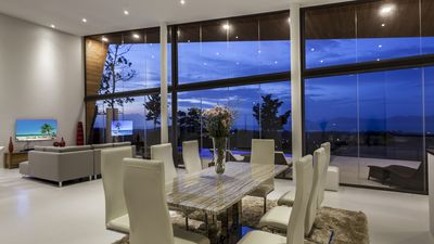 Photo for New modern 5 star private villa with amazing views