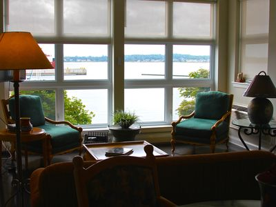 Photo for Luxurious Waterfront Condo in downtown Charlottetown,