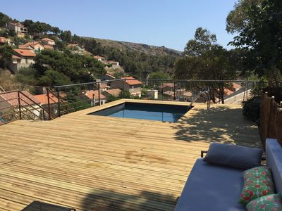 Photo for House with swimming pool in l'Estaque (Marseille)