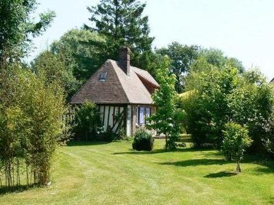 Photo for 1BR Cottage Vacation Rental in Auberville, Basse-Normandie