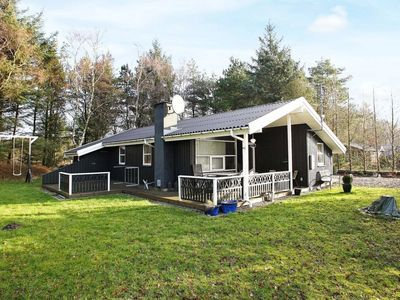 Photo for Vacation home Kollerup Strand in Fjerritslev - 8 persons, 4 bedrooms