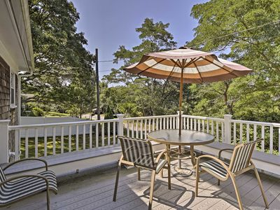 Photo for NEW! Idyllic Hyannis Home-Walk to Beach & Main St!