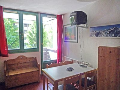 Photo for Apartment 344 m from the center of Chamonix with Lift, Parking, Internet, Balcony (102773)