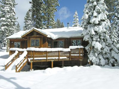 Photo for River Rock Hideaway - Lake Tahoe Charming Cabin Dog Friendly