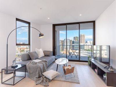 Photo for Near ICC Luxury apt With Parking - Darling Harbour