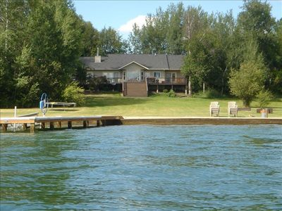 Photo for 4BR House Vacation Rental in Laclede, Idaho