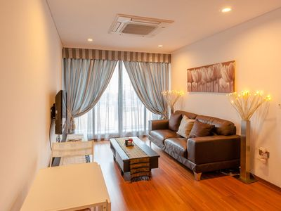 Photo for ♥♥Luxury Suite 2BR Farrer park MRT (FPS2)