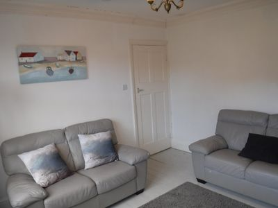 Photo for Three Bedroom House with garden and parking, Only a Short Walk From North Beach