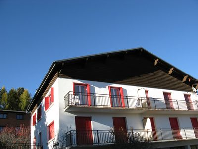 Photo for Font Romeu apartment new condition 11 people all comfort superb view Pyrenees