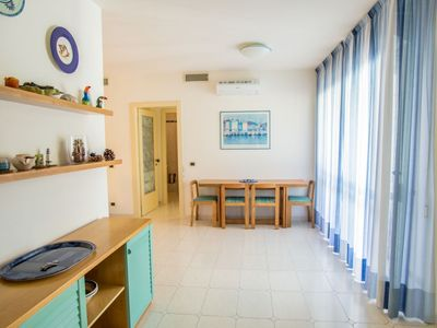 Photo for Apartment in the center of Castiglione della Pescaia with Air conditioning, Parking, Terrace, Balcony (118347)