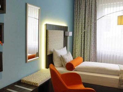 Photo for Single room incl. Breakfast - Trans World Hotel Auefeld