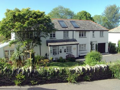 Photo for Orchard Lodge, BOSCASTLE