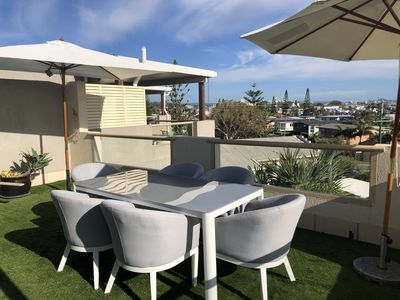 Photo for Ultra Modern Beach Condo-Private Rooftop 360 Views