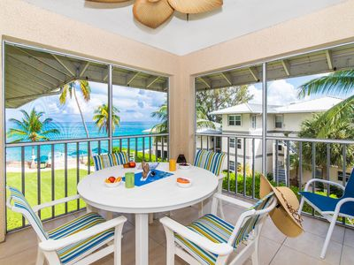 Amazing Ocean View!  Vacation at Plantation Village #30 by CaymanVacation