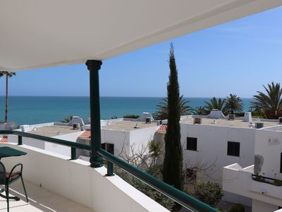 Photo for APARTMENT TANSY DIRECTLY BY THE SEA WITH A DREAM SEA VIEW AND POOL