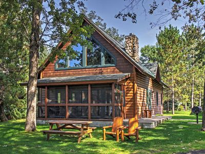 Photo for 3BR Cabin Vacation Rental in Nisswa, Minnesota