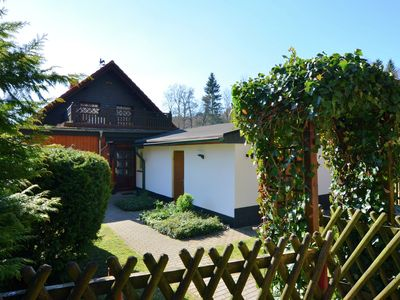 Photo for Beautiful apartment in Elend in the Upper Harz with private terrace