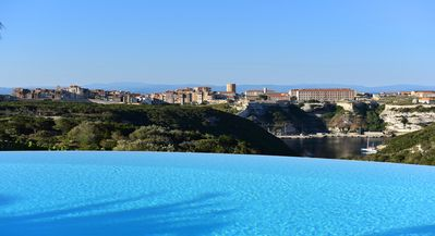 Photo for Villa sea view 100m2 in Bonifacio F3 (100m2), 2 bedrooms.