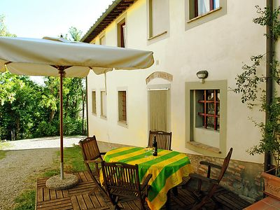 Photo for 2 bedroom Apartment, sleeps 4 in Borsecchio with Pool and WiFi