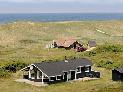 Photo for Seaside Holiday Home in Jutland with Barbecue