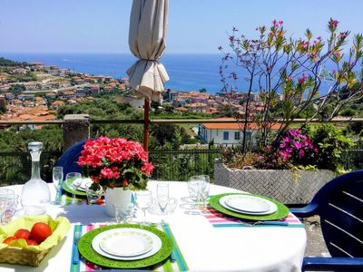 Photo for Apartment Ketty (SLR110) in San Lorenzo al Mare - 6 persons, 3 bedrooms