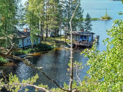 Photo for Vacation home Wuorilahti in Savonlinna - 6 persons, 2 bedrooms