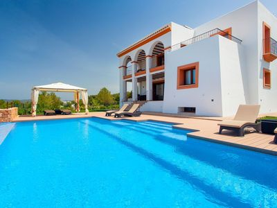 Photo for Exclusive Villa Orange to rent in Ibiza (Spain) by My Rental Homes