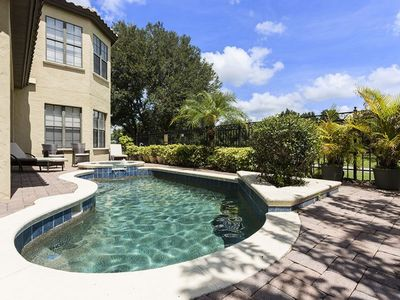 Photo for Enjoy a Holiday of a Lifetime in a Luxury Villa on Reunion Resort and Spa, Orlando Villa 1368