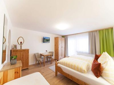 Photo for Triple room with balcony, shower / WC - Landhaus Vierthaler