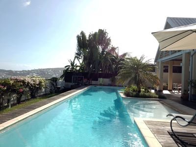"Photo for Villa ""Florence"" Haven of peace with magnificent views of the Indian Ocean"