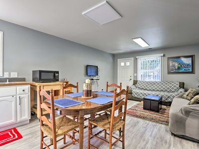 Photo for NEW! Apt in Santa Rosa Wine Country, Walk to SMART