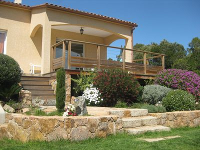 """Photo for WATERFRONT & LUNA MARE """"PARADISE"""" CLOSE TO THE MARINE PINARELLU"""