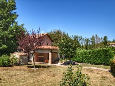 Photo for Villa with private pool in the hills, beautiful views and wonderful nature