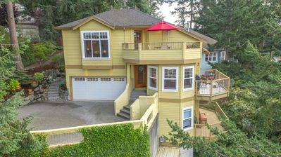 Photo for New Listing:  Cozy, Comfortable Home with Fantastic Views in La Conner Village