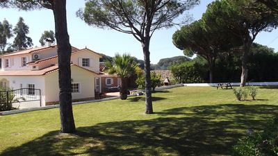 Photo for A/L21329 sleeps 14,  6 bed/ 6 bathrooms with  air con villa close to marina.