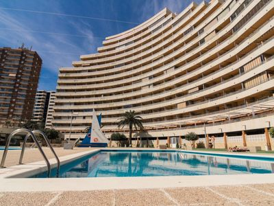 Photo for Apartment Voramar in Calpe/Calp - 2 persons, 1 bedrooms