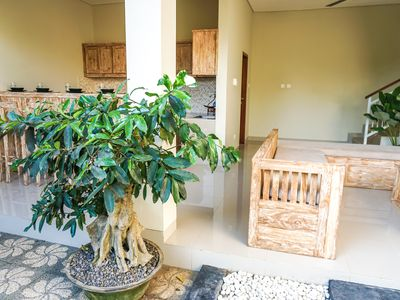 Photo for Stylish 2 bedroom Villa in Canggu with privat pool  5min to the Beach