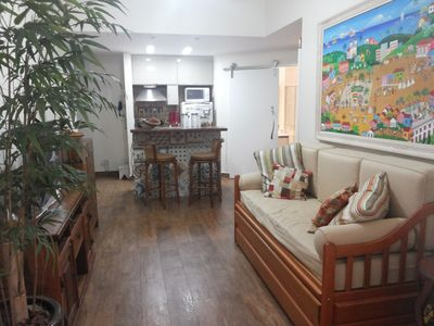 Photo for Spectacular bedroom and remodeldissimo room on the beach block!